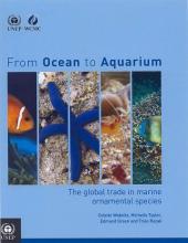 From Ocean to Aquarium: The Global Trade in marine Ornamentals rédigé par le World Conservation Monitoring Centre du Programme des Nations Unies pour l'environnement, à partir de la base de données GMAD (Global Marine Aquarium Database)