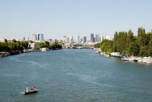 Fleuve de la Seine (Paris)