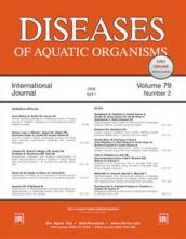 Diseases of Aquatic Organisms