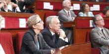 Delphine Batho et Jean-Marc Ayrault